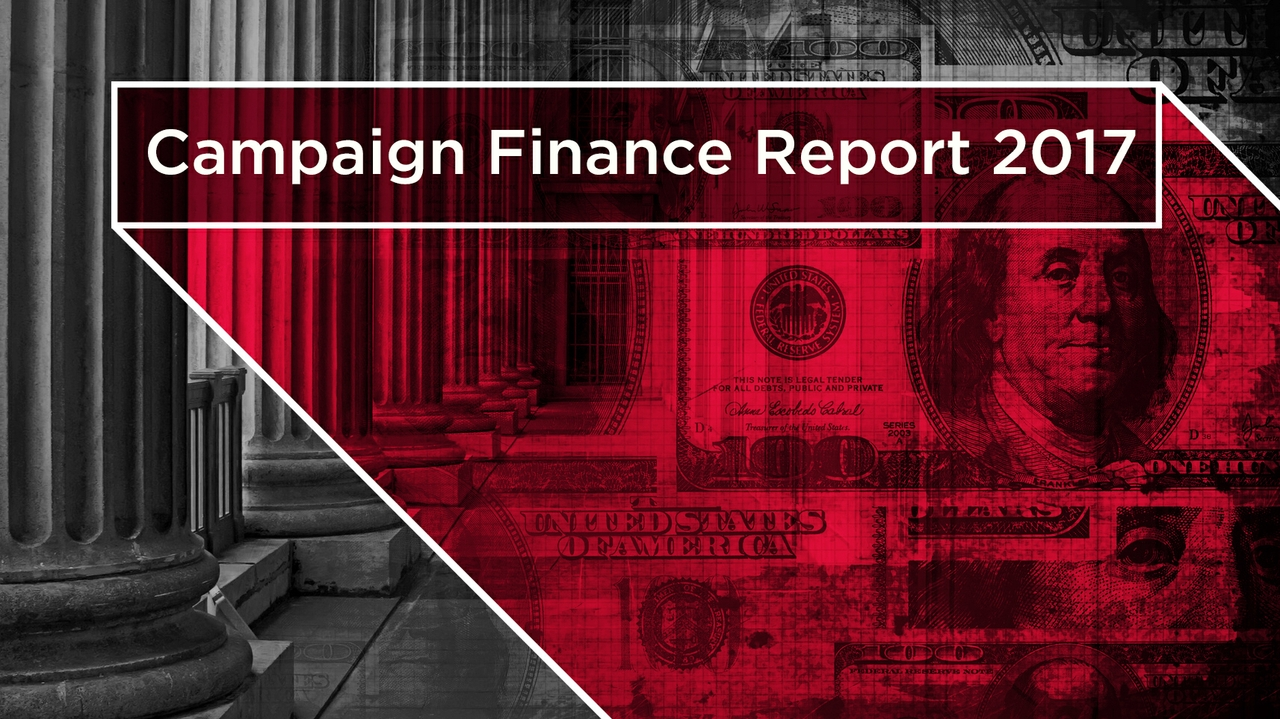 Dr. Atkeson and Dr. Hansen Release Campaign Finance Report